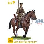 WWI British Cavalry