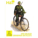 WW1 Belgian Carabinier Bicyclists