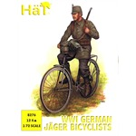 WW1 German Jäger Bicyclists