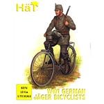 WW1 German Jäger Bicyclists