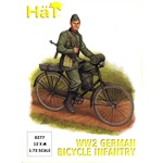 WWII German Infantry Bicyclists