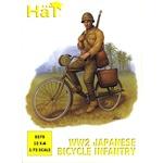 WW2 Japanese Infantry Bicyclists