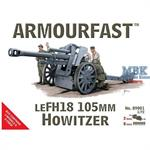 WWII German leFH 18 105mm Howitzer