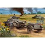 Munitionsschlepper auf Pz. I Ausf.A + Ammo Trailer