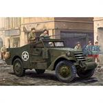 U.S. M3A1 White Scout Car Late Production