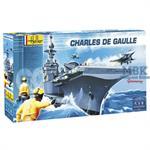 Charles de Gaule in 1:400