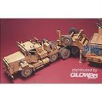 M911 8x6 25-Ton Heavy Equipment Transp