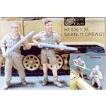 Sd. Kfz. 11 Crew (2) Afrikakorps (2 Fig.)