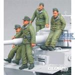 WSS Tiger I Crew (Ostfront)