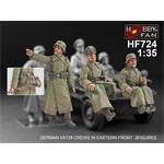 German VK128 Crew Eastern Front