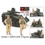 Wiesel 1 CREW ISAF (2 figures)