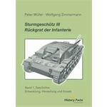 Sturmgeschütz III, Rückgrat der Infantrie, Band 1