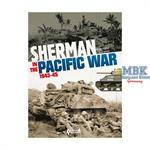 Sherman in the Pacific War 1943-1945