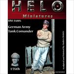 German Army Tank Commander