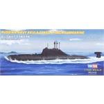 Russian Navy Akula Class Attack Submarine
