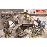FT-17 Light Tank Crew & Orderly
