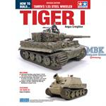 How to build Tamiya Steel Wheeled Tiger I in 1:35