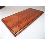 Holzsockel, 40 x 20cm, Mahagoni