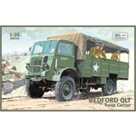 Bedford QLT - Troop Carrier