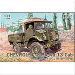 Chevrolet C15A, General Service Cab 13