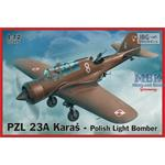 PZL. 23A Karas - Polish Light Bomber