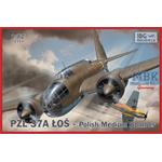 PZL.37 A Los - Polish Medium Bomber