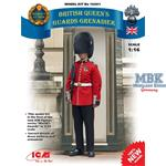 British Queen's Guards Grenadier