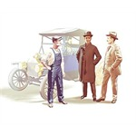Henry Ford und Co. Figuren