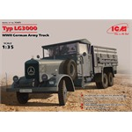 Typ LG3000, WWII German Army Truck