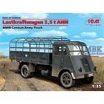 Lastkraftwagen 3,5 t AHN, WWII German Army Truck