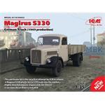 German Truck Magirus S330