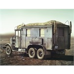 Krupp L3H163 Kfz.72 Communication Truck