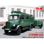 L1500S LLG WWII German Light Fire Truck