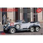 Mercedes 3-Achs Geländewagen G4 1939
