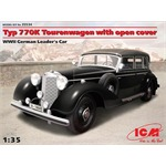 Typ 770K Tourenwagen w/ open cover