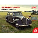 Typ 320 (W142) Saloon WW2 German Staff Car
