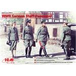 German Staff Personnel