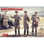 Soviet Staff Personnel (1943-45)
