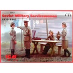 Soviet Military Servicewomen (1939-1945)