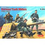 German Tank Riders (1942-1945)