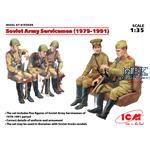 Sowjetische Rekruten (1979-1991)