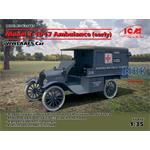 Model T 1917 Ambulance (early)