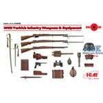 WWI WWI Turkish Infantry Weapons & Equipment