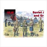 Soviet Pilots/Personal