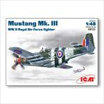 Mustang Mk.III RAF Fighter