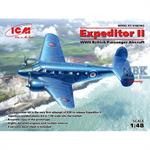 Expeditor II, WWII British Passenger Aircraft