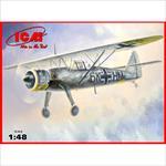 Hs 126B-1 WWII German Reconnaissance Plane