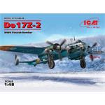 Do 17Z-2, WWII Finnish Bomber