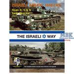 Israeli Armor Wrecks Vol 1 Tiran 4,5,6
