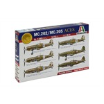Italian Aces MC.202/MC.205